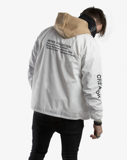 Coach Jacket - White